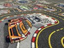 Kinderteppiche The World od Cars 97 Grau